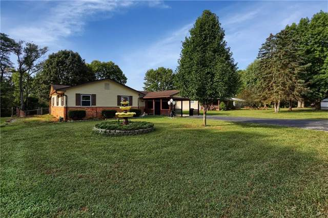 4751 W Runyon Lake Drive, Greenwood, IN 46143 (MLS #21668879) :: Mike Price Realty Team - RE/MAX Centerstone