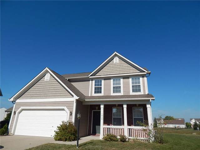 1686 Hawkins Court, Greenwood, IN 46143 (MLS #21668888) :: The Indy Property Source