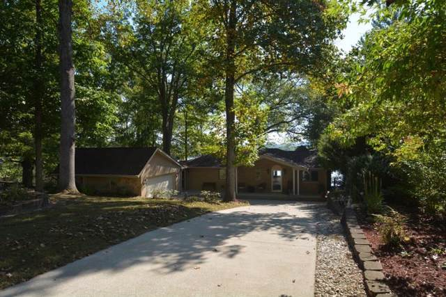 7750 Lakewood Drive, Unionville, IN 47468 (MLS #21668893) :: FC Tucker Company