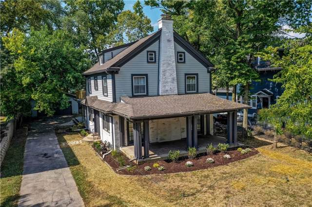3920 Guilford Avenue, Indianapolis, IN 46205 (MLS #21668895) :: AR/haus Group Realty