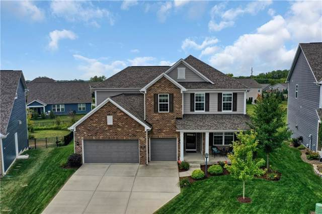 757 Ascot Farm Way, Westfield, IN 46074 (MLS #21668927) :: The Indy Property Source