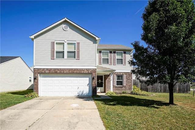 3421 Spring Wind Lane, Indianapolis, IN 46239 (MLS #21668949) :: FC Tucker Company