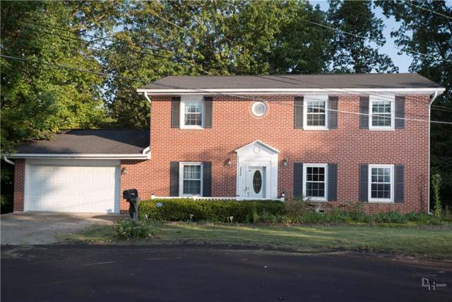 2002 Circle Court, Bedford, IN 47421 (MLS #21668953) :: Mike Price Realty Team - RE/MAX Centerstone