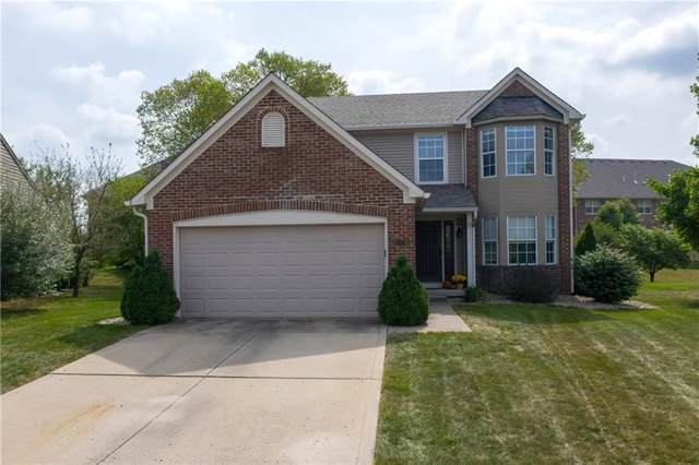 10501 Pineview Circle, Fishers, IN 46038 (MLS #21669971) :: FC Tucker Company