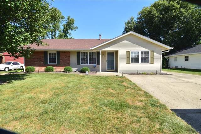 955 Christina Court, Plainfield, IN 46168 (MLS #21669974) :: Mike Price Realty Team - RE/MAX Centerstone