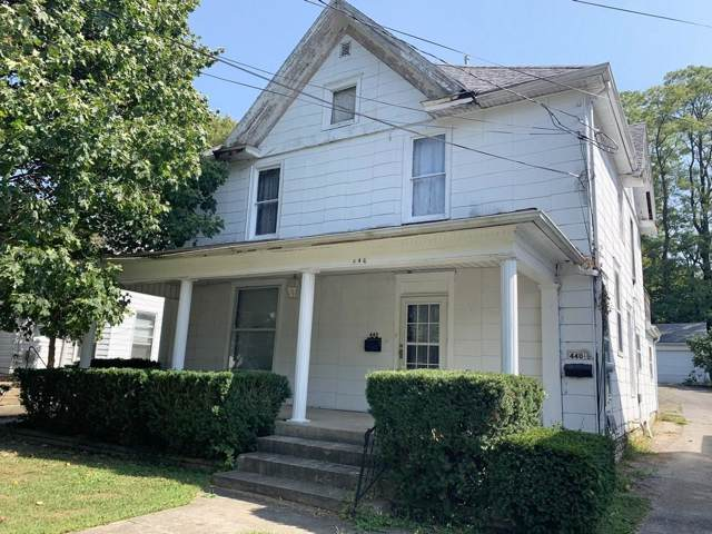 440, 440.5 N 12th Street, New Castle, IN 47362 (MLS #21669982) :: The Star Team | RE/MAX Realty Group