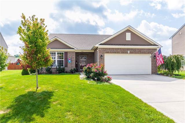 406 Shadetree Court, Sheridan, IN 46069 (MLS #21669986) :: Mike Price Realty Team - RE/MAX Centerstone