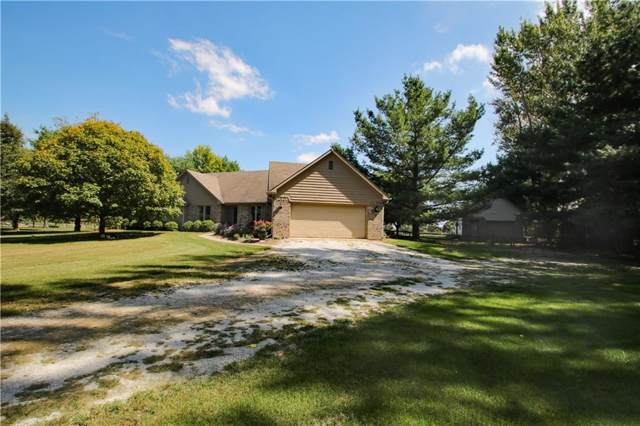 10881 N County Road 650 E, Brownsburg, IN 46112 (MLS #21670006) :: The Indy Property Source