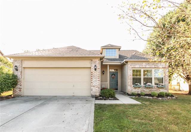 10879 Bentwater Lane, Fishers, IN 46037 (MLS #21670010) :: The Indy Property Source