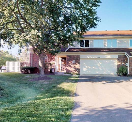 1509 Richmond Drive, Zionsville, IN 46077 (MLS #21670016) :: Mike Price Realty Team - RE/MAX Centerstone