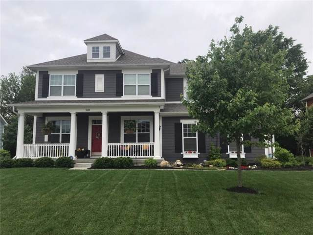 3600 Old Quarry Dr, Zionsville, IN 46077 (MLS #21670031) :: Mike Price Realty Team - RE/MAX Centerstone