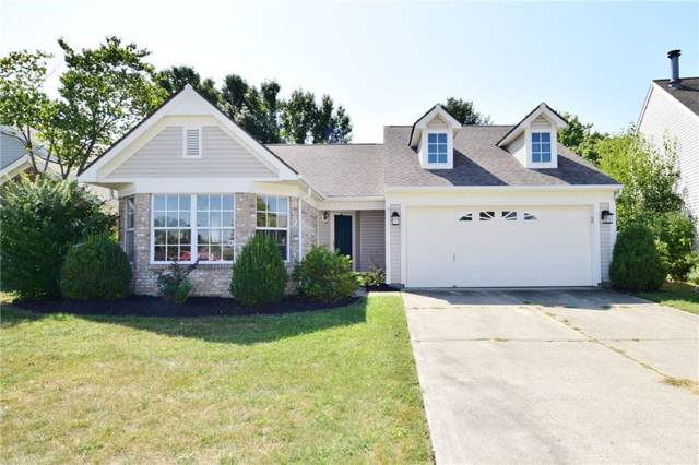 10818 Washington Bay Drive, Fishers, IN 46037 (MLS #21670037) :: Mike Price Realty Team - RE/MAX Centerstone