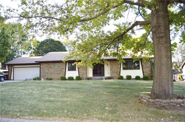 4007 Summit Ridge Road, Greenwood, IN 46142 (MLS #21670048) :: The Indy Property Source