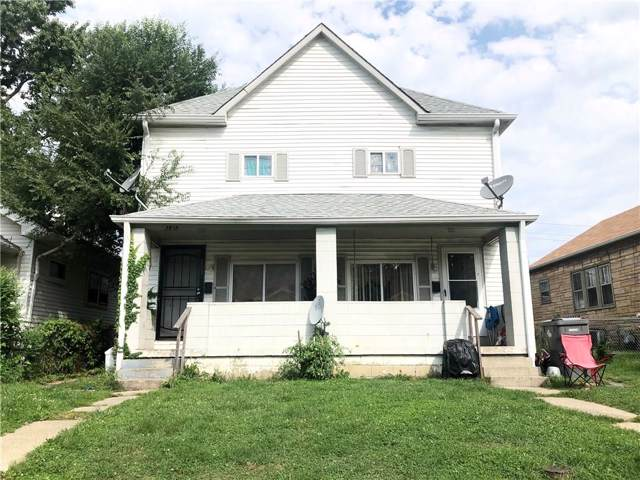 2818 Brookside Avenue, Indianapolis, IN 46218 (MLS #21670060) :: Mike Price Realty Team - RE/MAX Centerstone