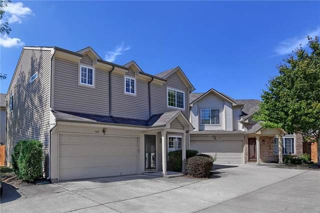 708 Cembra Drive, Greenwood, IN 46143 (MLS #21670071) :: FC Tucker Company
