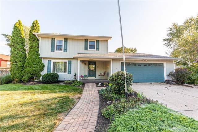 506 Nelson Drive, Brownsburg, IN 46112 (MLS #21670075) :: The Indy Property Source