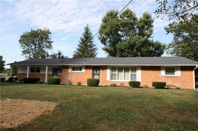 9301 S Bell Creek Road, Daleville, IN 47334 (MLS #21670079) :: The ORR Home Selling Team