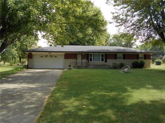 999 Mullinix Road, Greenwood, IN 46143 (MLS #21670090) :: Mike Price Realty Team - RE/MAX Centerstone