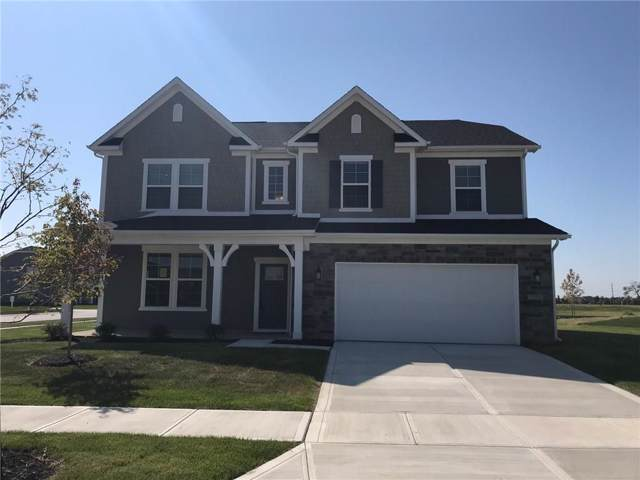 15989 W Rail Drive, Westfield, IN 46074 (MLS #21670127) :: The Indy Property Source