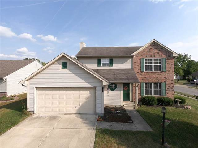 161 E Brixton Woods Drive, Pittsboro, IN 46167 (MLS #21670149) :: The Indy Property Source