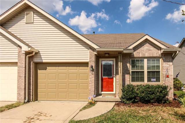 808 Ashton Park Drive, Greenwood, IN 46143 (MLS #21670170) :: HergGroup Indianapolis