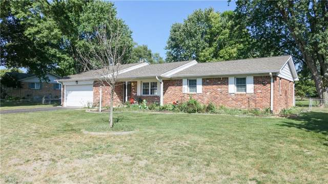 7894 Sharon Drive, Avon, IN 46123 (MLS #21670173) :: The Indy Property Source
