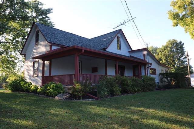 512 W South Street, Darlington, IN 47940 (MLS #21670187) :: Mike Price Realty Team - RE/MAX Centerstone