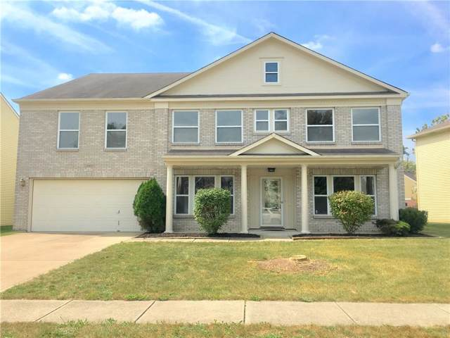10453 Windward Drive, Indianapolis, IN 46234 (MLS #21670188) :: The Indy Property Source