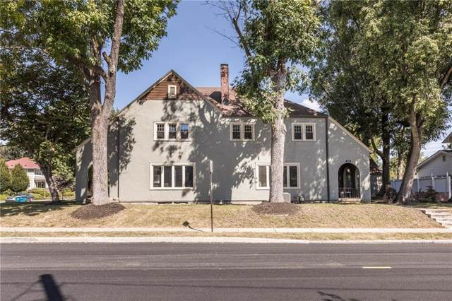 5201 N Park Avenue, Indianapolis, IN 46220 (MLS #21670196) :: The Indy Property Source