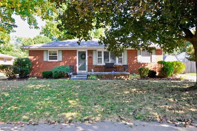 5868 Nash Lane, Speedway, IN 46224 (MLS #21670216) :: The Indy Property Source