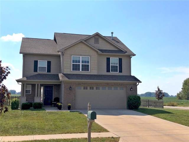 1009 Foxtail Drive, Franklin, IN 46131 (MLS #21670226) :: The Indy Property Source