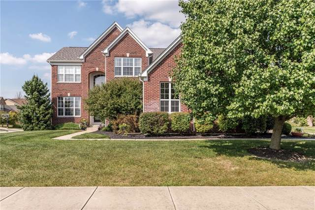 4070 Teague Place, Carmel, IN 46074 (MLS #21670235) :: David Brenton's Team