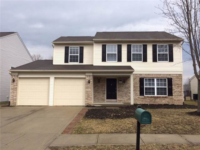 6036 Tybalt Circle, Indianapolis, IN 46254 (MLS #21670241) :: Richwine Elite Group