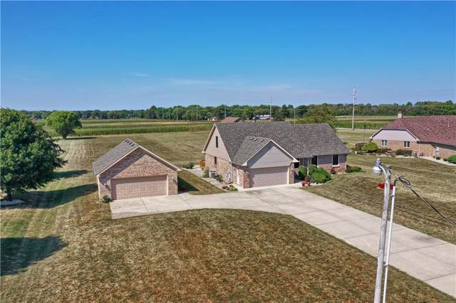 950 N 150 W, Greenfield, IN 46140 (MLS #21670252) :: The Star Team | RE/MAX Realty Group