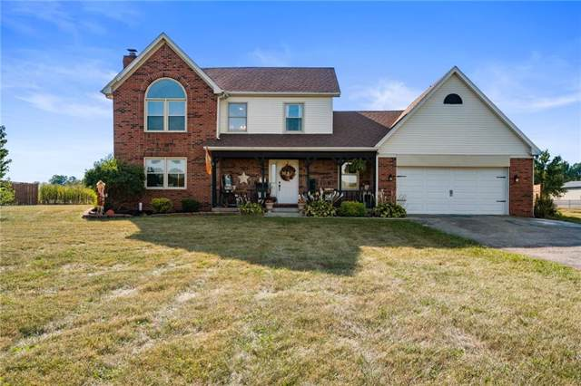 6084 N Deckshire Lane, Shirley, IN 47384 (MLS #21670265) :: The Star Team | RE/MAX Realty Group
