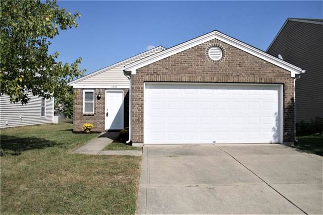 1735 Elijah Blue Drive, Greenwood, IN 46143 (MLS #21670274) :: The Indy Property Source