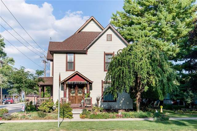 403 S Center Street, Plainfield, IN 46168 (MLS #21670294) :: HergGroup Indianapolis