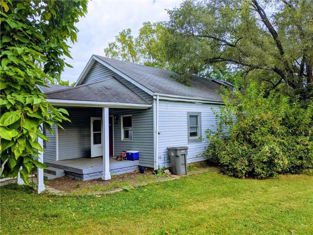 152 Bakemeyer Street, Indianapolis, IN 46225 (MLS #21670315) :: Mike Price Realty Team - RE/MAX Centerstone