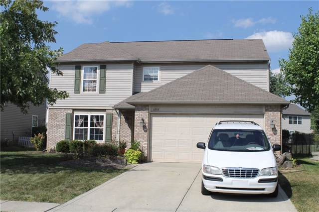 6834 Bluestem Court, Indianapolis, IN 46237 (MLS #21670324) :: The Indy Property Source