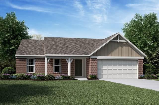 619 Van Buren Street, Greenfield, IN 46140 (MLS #21670332) :: Heard Real Estate Team | eXp Realty, LLC