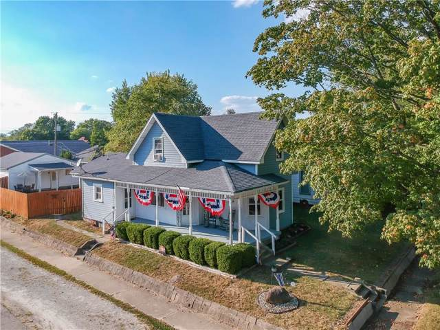502 South Street, Shirley, IN 47384 (MLS #21670334) :: HergGroup Indianapolis