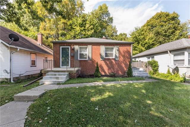 4236 N Winthrop Avenue, Indianapolis, IN 46205 (MLS #21670337) :: The Indy Property Source