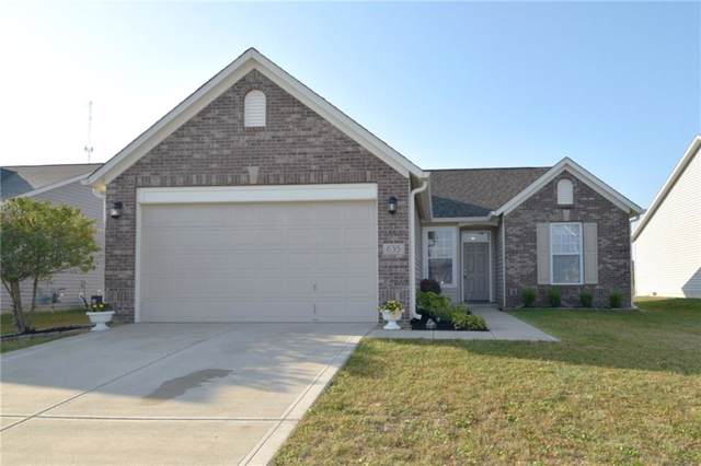 635 Albermarle Drive, Pittsboro, IN 46167 (MLS #21670339) :: The Indy Property Source