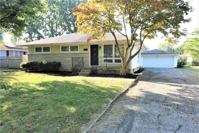 7655 E 52nd Street, Indianapolis, IN 46226 (MLS #21670358) :: The Indy Property Source