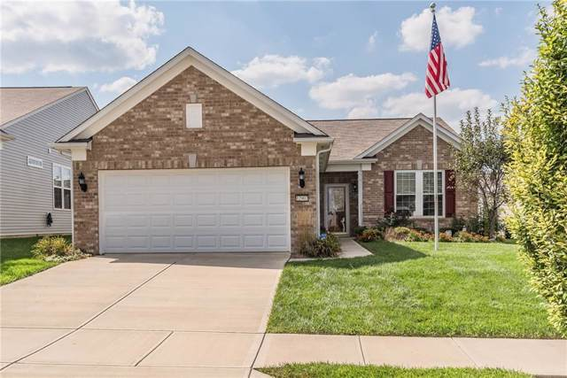 12902 Mondavi Drive, Fishers, IN 46037 (MLS #21670370) :: David Brenton's Team