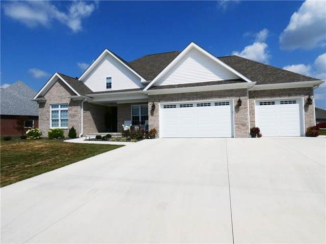 3532 Saint Andrews Place, Seymour, IN 47274 (MLS #21670395) :: Mike Price Realty Team - RE/MAX Centerstone