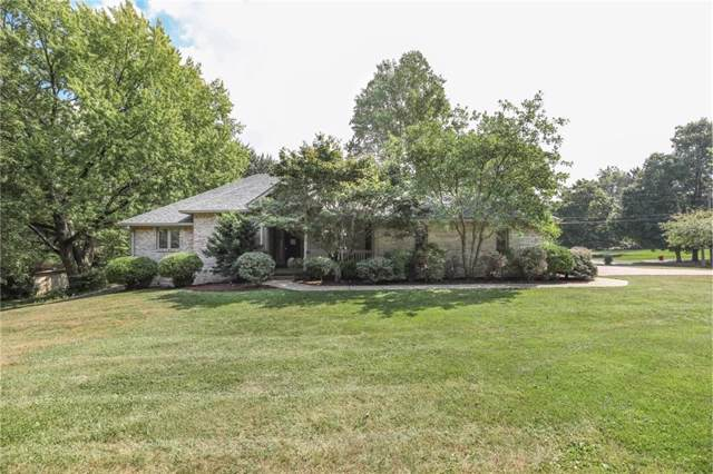 8025 Allisonville Road, Indianapolis, IN 46250 (MLS #21670401) :: Realty ONE Group Dream