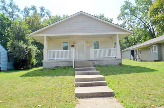 1221 W 10th Street, Anderson, IN 46016 (MLS #21670414) :: HergGroup Indianapolis