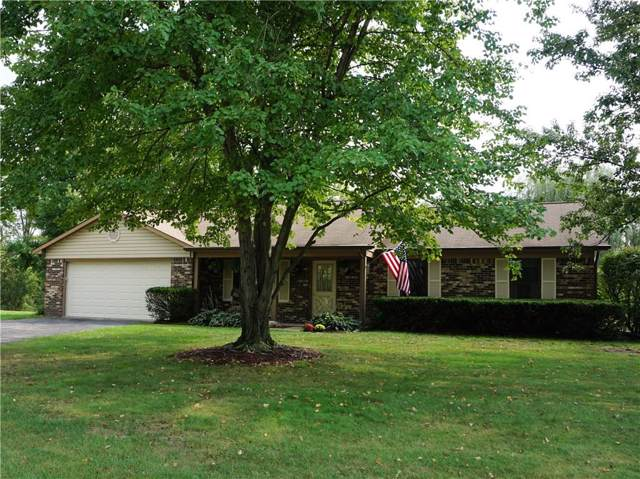 8721 Powderhorn Court, Indianapolis, IN 46256 (MLS #21670448) :: The Indy Property Source