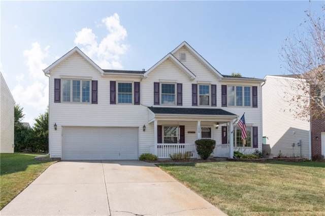 1620 Blackmore Drive, Indianapolis, IN 46231 (MLS #21670450) :: HergGroup Indianapolis